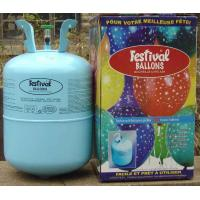 Buy cheap Disposable Steel Top Quality Helium Gas Cylinder for helium gas from wholesalers