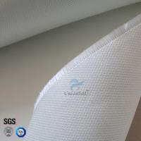 Buy cheap E-glass Satin Weave 430g Fiberglass Fabric insulation glass fiber from wholesalers