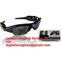 Buy cheap China Manufacturer Suppliers 8GB Mobile Eyewear Recorder, Hidden Camera and MP3 Player,Video Eyewear from wholesalers