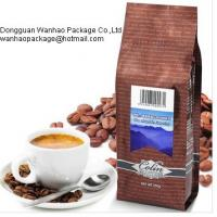 Buy cheap Various Colorful Metalized Film Coffee Packaging Bags , Laminated PET / AL / PE Material from wholesalers