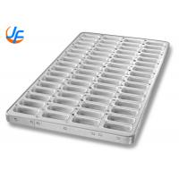 Buy cheap Silver / Black Aluminium Baking Tray Lava Cake Pan For Industry Use from wholesalers