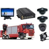Buy cheap Emergency Commercial 4 channel cctv dvr digital video recorder Vehicle Warning Systems product
