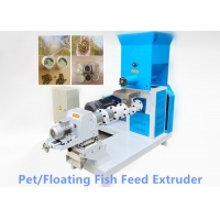 Buy cheap Home Industrial 50kg/H 2000kg/H Fish Floating Feed Machine from wholesalers