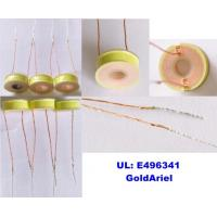 Buy cheap Durable Small Coil Winding Bobbins No Pin Ferrite Core Multi Colors from wholesalers