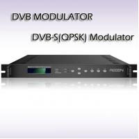 Buy cheap Digital TV DVB-S2 Modulator BISS scrambling(BISS-0,BISS-1,BISS-E) mode supported 16APSK, 32APSK constellation optional from wholesalers
