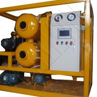 Buy cheap Mobile Transformer Oil Purifier Equipment for Substation (ZYD-100-6000L/H) from wholesalers
