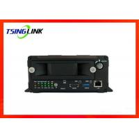 Buy cheap 8 Channel Mobile NVR , 4G Network Camera DVR For Truck School Bus product
