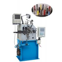 Buy cheap Wire Bending Machine With Technical Assistance , High Speed Coil Spring Machine from wholesalers