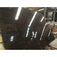 China Competitive price polished marble slab style Morgan family marble,brown marble on sale