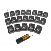 Buy cheap CE passed 20 channels wireless remote control fireworks firing system from wholesalers