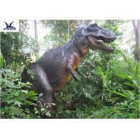 Museum Display Animatronic Dinosaur Garden Statue 1 - 30 Meters Long CE , RoHS