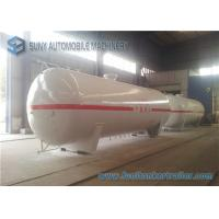 Buy cheap Round / Ellipse Safety LPG Tank Trailer , 50000 Liters LPG Propane Gas Storage Tank from wholesalers