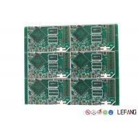 Security Surveillance Device Multilayer PCB Board OSP V0 60 * 37 Mm