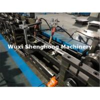 Buy cheap Auto Swisss Electric Cabinet Purlin Frame Making Machine With CE / SGS / ISO from wholesalers