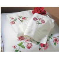 Buy cheap Embroidery Towel Set (7HA02) from wholesalers