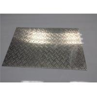 Buy cheap Customized Aluminum Tread Plate Sheet Steamboat / Staircase Aluminium Chequer Plate from wholesalers