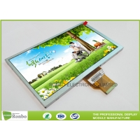 Buy cheap High Brightness 8.0 Inch TFT LCD Display Panel 800 x 480 RGB 50 Pin Replace AT080TN64 from wholesalers