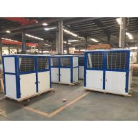 Buy cheap Box Type V type Air Cooled Condensing Unit for Refrigeration Cold Room/Freezer from wholesalers