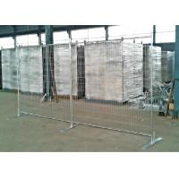 Buy cheap Eco Friendly Temporary Fence Panels Removable Welded Wire Fence Panels from wholesalers