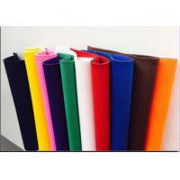 Colorful 4MM Neoprene Rubber Pad Fabric , Chloroprene Rubber Neoprene