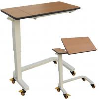 Buy cheap Tilt Dinning Board Overbed Table Medical Hospital Furniture Height Adjustable from wholesalers