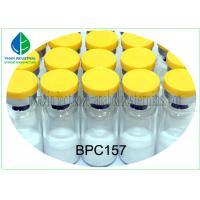 Buy cheap Injectable Pentadecapeptide BPC157 Human Growth Hormone Peptide CAS 137525-51-0 For Muscle Gains from wholesalers