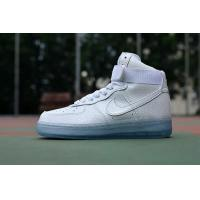 Buy cheap WMNS Air Force 1 HI PRM Size 36-40 Cheap Discount Nike Woman Shoes Free Shipping To Most Countries from wholesalers