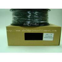 Buy cheap Conductive electricity 3d Printer Filament , 3d printing abs filament for Cubify and UP from wholesalers