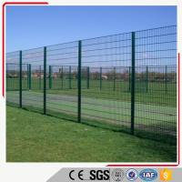 Buy cheap Hot sale factory export powder or PVC coated galvanized hot dip welded wire fence wire mesh ISO9001/BV certificate from wholesalers