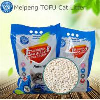 Buy cheap Tofu Cat Litter plant clumping cat litter biodegradable product