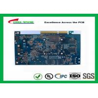 Buy cheap Quick Turn PCB Multilayer Circuit Board Fr4 1.2mm Immersion Gold 10 Layer HDI PCB from wholesalers