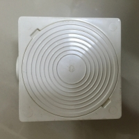 Buy cheap Plastic Underground IP68 swimming pool deck boxes from wholesalers