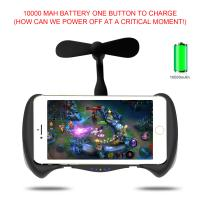 Buy cheap 10000mah Wireless Phone Stand Gamepad Controller ABS Material For IOS/Android from wholesalers