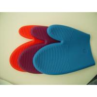 Buy cheap  No BPA , non radiative Silicone  Kitchenware oven gloves /  mitts  gauntlets  for cooking from wholesalers