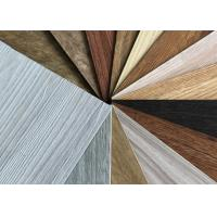 Buy cheap Non Toxic LVT Wood Flooring , Dry Back Contemporary Vinyl Flooring With Wear Layer from wholesalers
