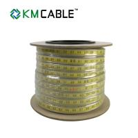 Buy cheap Well Depth Water Level Measuring Tape , 9.8mm PE Coating Ruler Water Indicator Tape from wholesalers