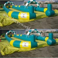 Buy cheap plastic runway , inflatable sports games , go carts track from wholesalers