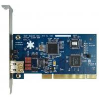 Buy cheap TE110P E1/T1 Card ISDN PRI PCI Card for Call Center from wholesalers