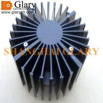 Buy cheap GLR-HS-107 160mm Round LED Cooler, High Power LED Bay Light Heatsink from wholesalers