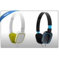 Buy cheap Foldable Stereo Headphones 3.5mm with Volume Key for Samsung Galaxy S4 product