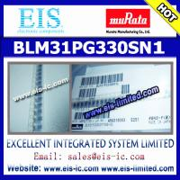 Buy cheap BLM31PG330SN1 - MURATA - SMD/BLOCK Type EMI Suppression Filters from wholesalers