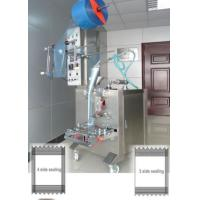 Buy cheap SS Back Sealing Liquid Packing Machine For Fruit Juice / Milk / Ketchupe from wholesalers