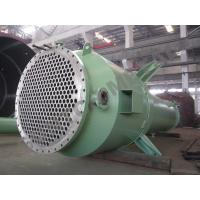 Shell And Tube Heat Exchangers Titanium Gr.7 clad SA266 Generation Reboiler