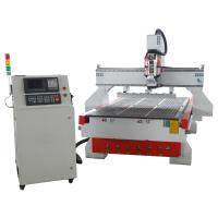 Buy cheap Linear Auto Tool Changer CNC Router with Moving Tool Post from wholesalers