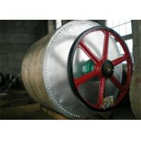 Buy cheap Diameter 7315mm Paper Machine Dryer Cylinder , High Speed Paper Machine Dryer Section from wholesalers