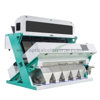 Buy cheap 5 Chute Rice Sorting Machine Quality Rice Color Sorter from wholesalers