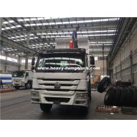 Buy cheap SINOTRUK HOWO Dump Truck 6x4 18 CBM With HF9 Front Axle and HC16 Rear Axle product