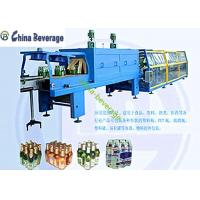 Buy cheap Automatic PE Film Shrink Wrap Packaging Machine For Bottle Customized Capacity from wholesalers