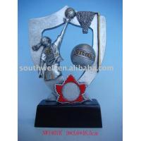 Buy cheap resin basketball trophy---NW1401K from wholesalers