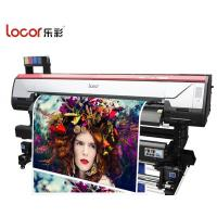 China 1.9 M Water Based Sublimation Printing Machine For Posters Two 5113 Printhead on sale